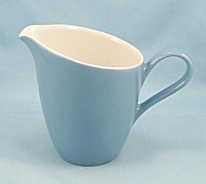 Homer Laughlin Creamer, Blue Duchess (Image1)