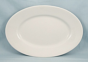 Greenwood China - Ironstone Platter, Small (Image1)