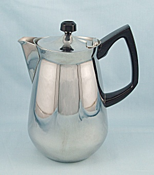 Bramah - Hotwater Jug - Stainless Steel - By Sheffield