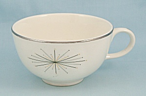 Modern Star Cup - Homer Laughlin- Atomic, Starburst