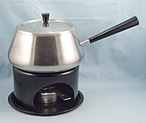 Spring Fondue Pot - Base & Burner