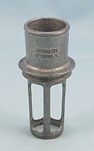 Juistractor – 1930's Juice Extractor, Three Patent Numbers (Image1)