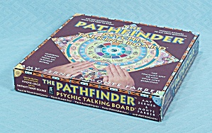 The Pathfinder Psychic Talking Board, Journey Editions, 1999