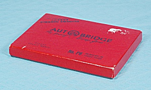 Autobridge Game, Beginner And Average Player, 1959