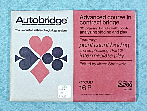 Autobridge, Advanced Course, Group 16 P, Refill