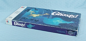 Ghosts Game, Milton Bradley, 1985