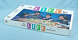 The Game Of Life, Milton Bradley, 1985
