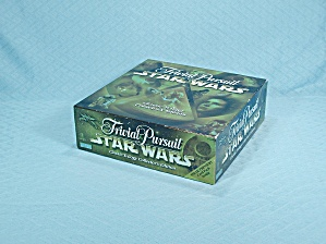Trivial Pursuit, Star Wars Classic Trilogy Collectors Edition, 1998