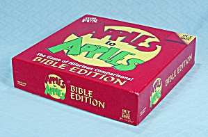Apples To Apples, Bible Edition Game, Out Of The Box, 2006
