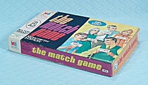 The Match Game, New Fifth Edition, Milton Bradley, 1968
