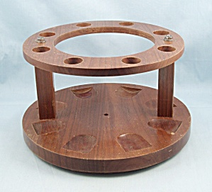 Revolving Pipe Stand / Rack – 8 slots (Image1)