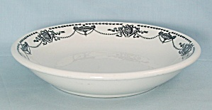 Shenango China, Cream Soup Bowl