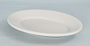Wellsville China - Small Oval Platter