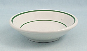 Shenango China - 1960, Small Bowl - Green Lines