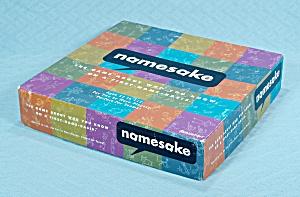 Namesake Game, Pressman, 1998 (Image1)