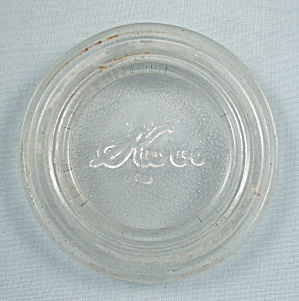Kerr - Glass Canning Jar Glass Insert