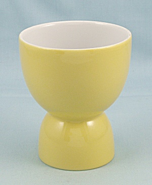 Rondelet-yellow - Reversible/double Egg Cup