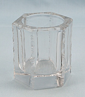 Elegant Glass Toothpick- Six Sided	 (Image1)