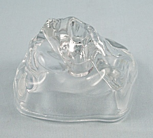 Glass Sculpture Candle Twist	 (Image1)