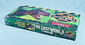The Lost World Jurassic Park Game, Milton Bradley, 1996