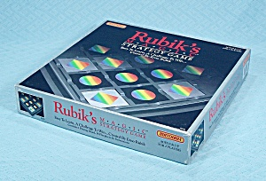 Rubik's Magic Strategy Game, Matchbox, 1987