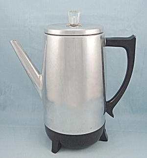 West Bend - 9 Cup - Percolator No. 9358e