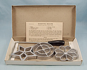 Four Piece Boxed Rosette Set, Bethany Fellowship