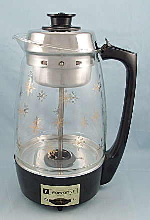 Penncrest Percolator - Glass / Starburst - J.c.penney