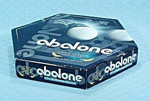 Abalone Game, University Games, 1999