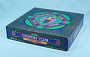 Country Club Golf Game, Future Games, 1990