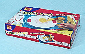 Twirl O Graph Design Maker Instructions, 1999