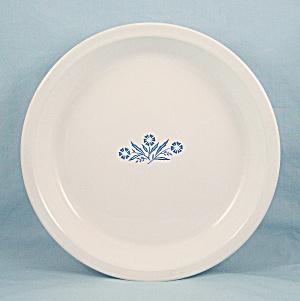 Corning P 309  – Blue Cornflower - 9 Inch Pie Plate (Image1)