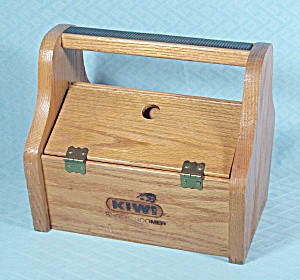 Kiwi, Shoe Groomer - Shoe Shine Box, Brush