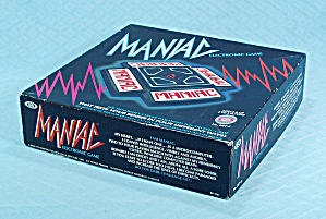 Maniac Electronic Game, Ideal, 1979