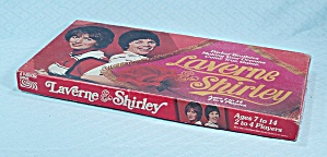 Laverne & Shirley Game, Parker Brothers, 1977