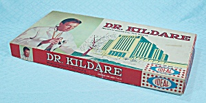 Dr. Kildare Medical Game For The Young, Ideal, 1962