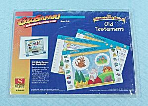 GeoSafari - Old Testament: The Beginners Bible Cards, 1996, NIB (Image1)