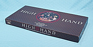 High Hand Game, E. S. Lowe, 1984