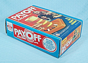 Payoff Machine Game, Ideal, 1978