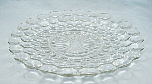Bubble - Clear, Dinner Plate