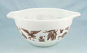 Pyrex 441 - Early American, Cinderella - 1-1/2 Pt Bowl #2