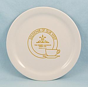 Souvenir - Homer Laughlin China Co. Newell, W.Va (Image1)