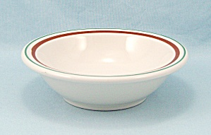 Syracuse China - Small Bowl, Two Bands