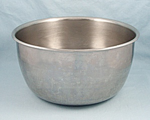 NICRO , M - 92,  9 - Inch Mixing Bowl, Stainless Steel (Image1)