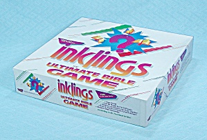 Inklings, The Ultimate Bible Game, Family Choice Products, 1992