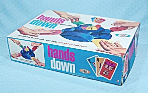 Hands Down Game, Ideal, 1964 (Image1)