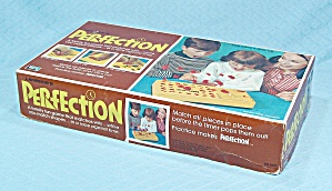 Perfection Game, Lakeside, 1973