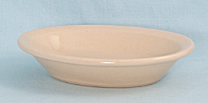 Jac-tan, Small Oval Bowl, Jackson China