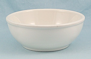 Hlc - 1970, White Chili Bowl - Restaurant Ware