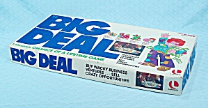 The Big Deal Game, Lakeside, 1977